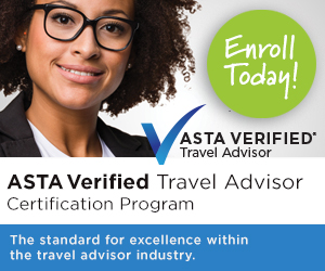 ASTA Verified Travel Advisor Certification Program
