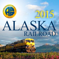 Alaska Railroad 2015
