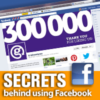 The SECRETS behind using Facebook
