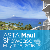 ASTA Maui Showcase 2016