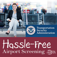 TSA PreCheck Ins and Outs