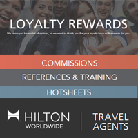 Hilton Reward Program