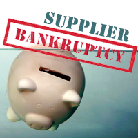 Supplier Bankruptcy - Protecting your Customers an