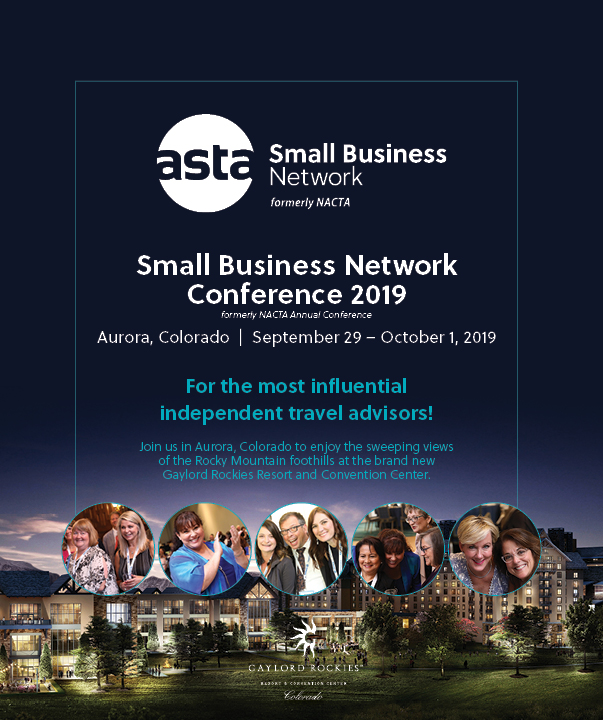 ASTA Small Business Network Conference 2019