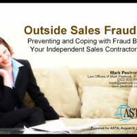 preventing and coping with fraud