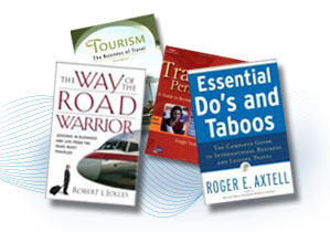 Travel Publications, Travel Agent books