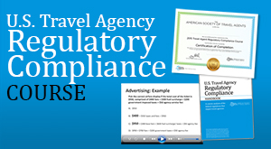 Travel Agency Regulatory Compliance Course