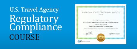 ASTA Travel Agency Regulatory Compliance Course