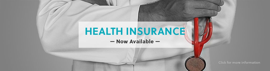 Health Insurance available to members only