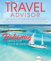 Travel Advisor Magazine Fall 2019