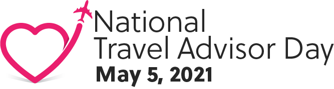 National Travel Advisor Day Logo