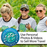 Using Personal Photos to Sell More Travel